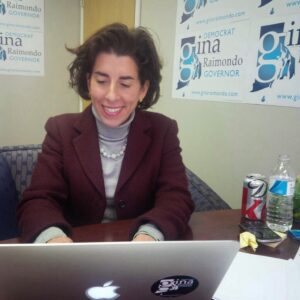 Has Raimondo destroyed Rhode Island?