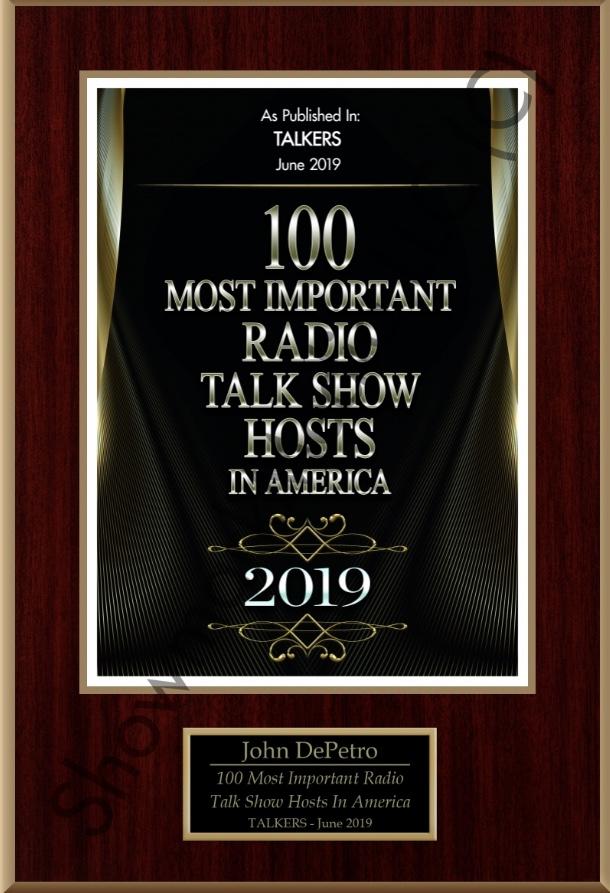 Top 100 Radio Talk Show Hosts