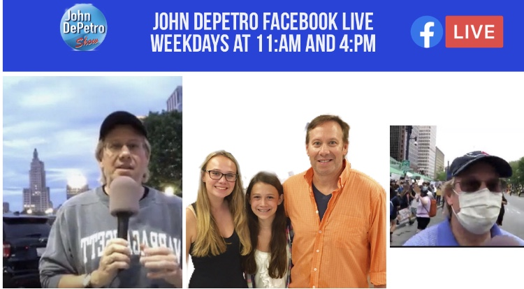 Video: John DePetro Show from the state house