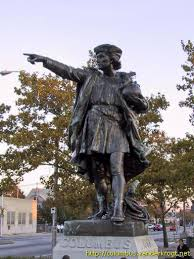 Video:  Brimer of North Kingstown GOP says town wants the Columbus statue