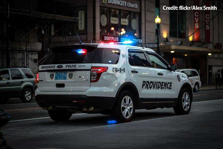 Video: Witness to a murder in Providence