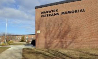 Where Warwick schools used to be